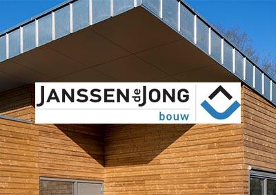 Janssen de Jong bouw