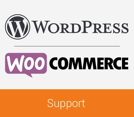 WooCommerce-wordpress-support
