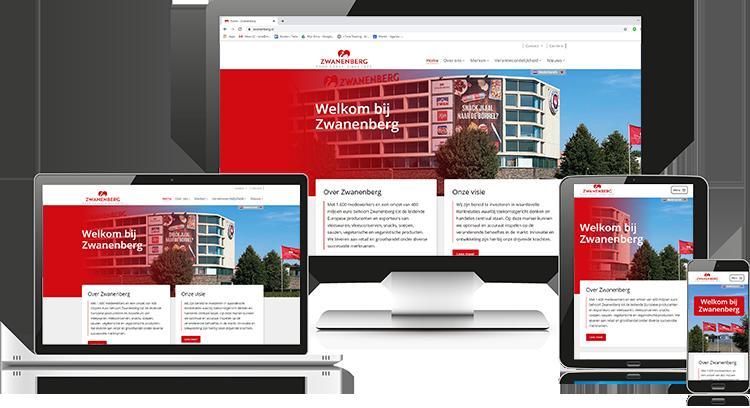 corporate wordpress website voor woningadviseur
