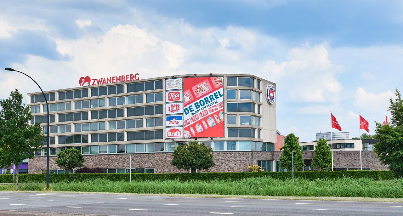branding project kips.nl