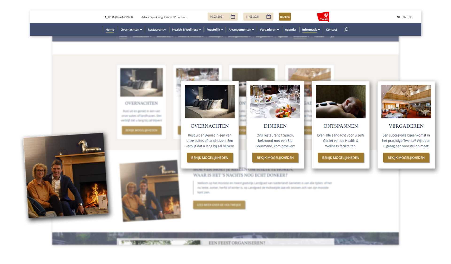Landgoed Hotel De Holtweijde