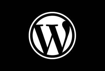 wordpress-logo-kader-zwart